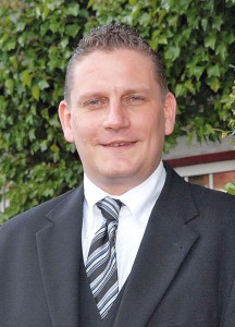 Sven Wilke kandidiert zum Bürgermeister