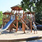 Erlebnis bei schönem Wetter: Karls Abenteuerspielplatz
