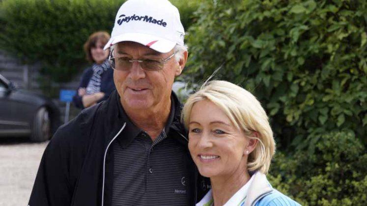 Prominente Gäste: Franz Beckenbauer und seine Frau Heidi (Foto: TraveMedia)