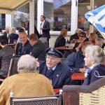 Großer Andrang an Land: Etliche tausend Besucher bei der Travemünder Woche (Foto: travemedia)