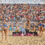 Champagnerdusche für die Mädels: Bombestimmung in der Ahmann-Hager-Arena