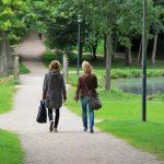 Durch den Kurpark schlendern - das ist Erholung in einer grünen Oase