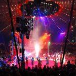 """""""Standing Ovations"""" für ein phantastisches Team im Circus Roncalli (Foto: Horst Beck)"""