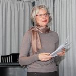 Helga Vocke von der Volkshochschule Klingberg begrüßte die Gäste
