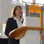 Bürgermeisterin Hatice Kara berichtet über die Ziele in 2013 und das Erreichte in 2012.