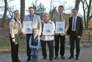 Eine besondere Auszeichnung für umweltfreundliche Aktionen, erteilt von RWE