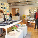 """Der """"Closed""""-Store bietet den Fans des Labels eine Vielfalt an Mode"""