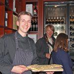 Andreas Schmidt ist Küchenchef in der Weinwirtschaft