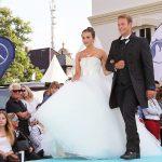 Traumhafte Brautmode vom Brautstudio Offenborn