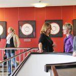 Jedes Stockwerk eine kleine Galerie: Kunst im A-Rosa