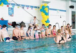 Für die Kids ist das Niendorfer Schwimmbad eine sichere und wetterunabhängige Alternative zu Ostsee.