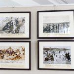 Die sehenswerte Ausstellung in der Trinkkurhalle zeigt historische Fotos aus der Gründerzeit