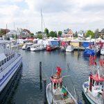 Der Niendorfer Hafen hat eine lange, spannende Geschichte
