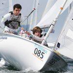 Mit Power auf der Zielgraden: Coachboat-Competition auf der Ostsee (Foto: segel-bilder.de)