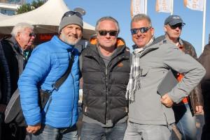 Kein Rekord, aber zufriedene Gesichter bei der Küstenfieber-Crew