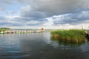 Idylle pur am Hemmelsdorfer See: Die Lage des neuen Restaurant-Komplexes ist einzigartig