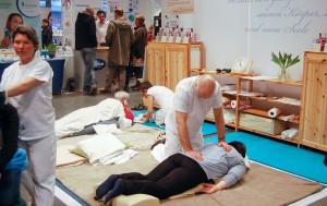 Die Lebensgeister wecken: Thai-Chi Massage
