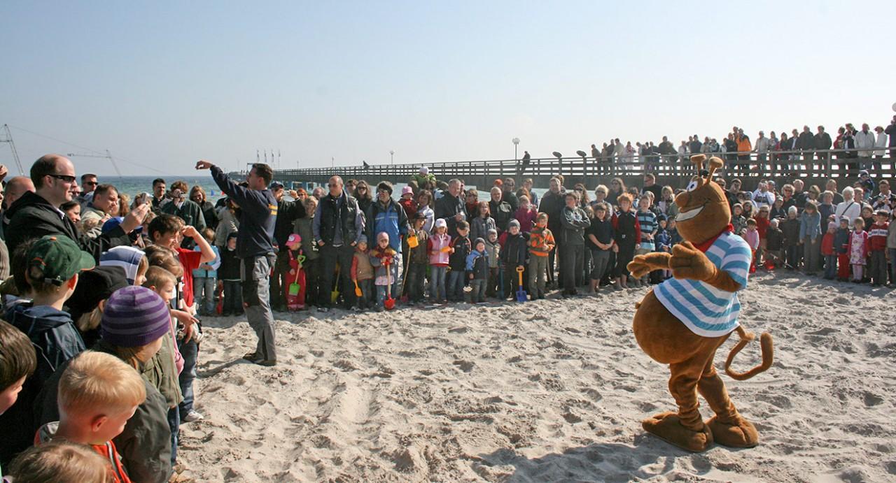 Ostern mit Gumda  Foto: Tourismus-Agentur Lübecker Bucht