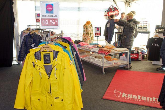 Zünftige Wetterjacken und ausgesuchte Mode-Labels bei Küstenfieber (jetzt mit 10% Messerabatt!)