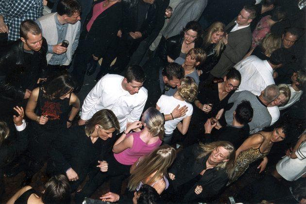 Let's dance.... Partystimmung im Nautic