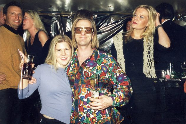 Nostalgischer Style: Seventies-Party im Nautic