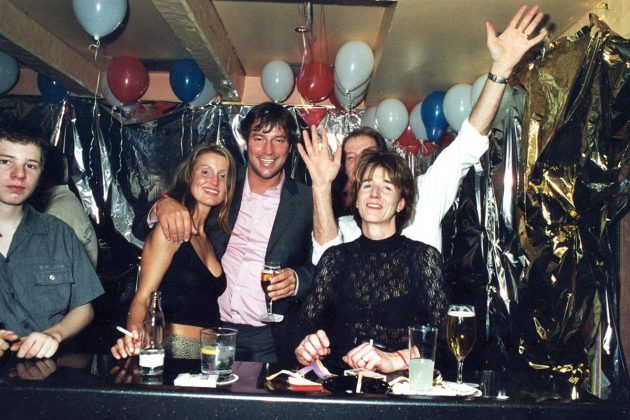 Partystimmung & coole Drinks im Nautic