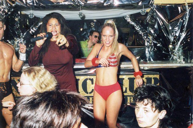 Live-Songs und coole Tänzer: Party im Nautic