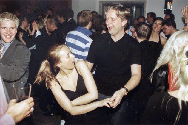 Party, Party: hier kam jeder in Schwung - von 17 bis 70!