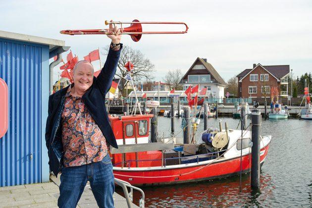 Jazz im Hafen: das ist seit 2012 eines der beliebtesten Events in Timmendorfer Strand. Nils Landgren leitet seitdem die JazzBaltica