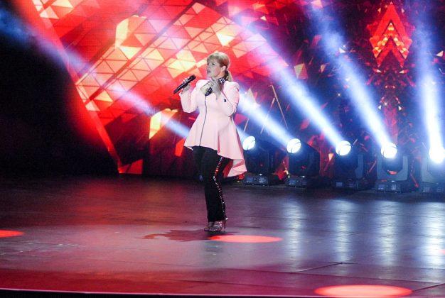 Matie Kelly sang sich in die Herzen des Publikums © Susanne Dittmann