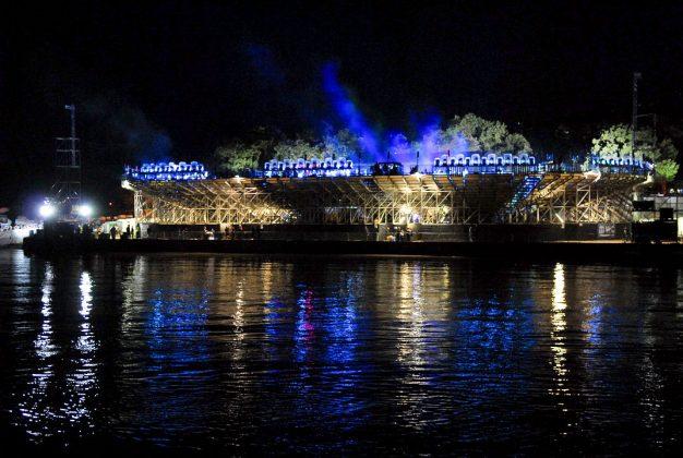 Farbenrausch beim ZDF-Hit Festival am Meer © Susanne Dittmann