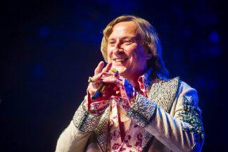 """Dieter Thomas Kuhn & Band begeisterten bei Konzerten 2016 rund 16.000 """"Kuhnis"""" © Klaus Polkowski"""