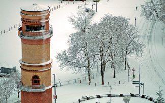 Der Alte Leuchtturm spielt wieder eine besondere Rolle im Programm © Voegele