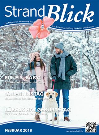 StrandBlick Februar 2018