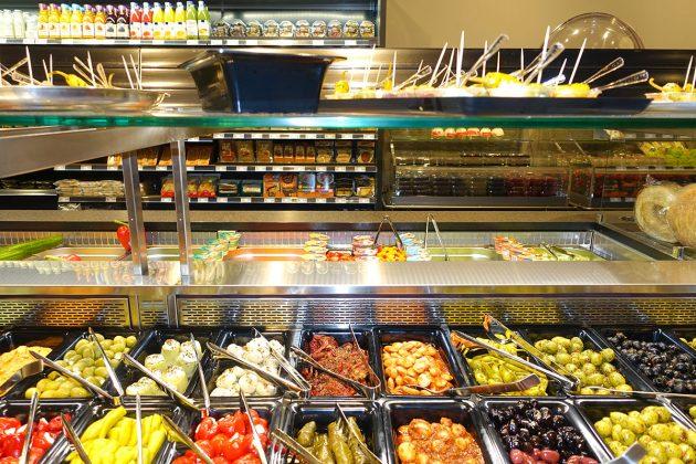 Antipasti pur: Da kommt man garantiert auf den Geschmack - die Auswahl ist groÃ, die Qualität perfekt