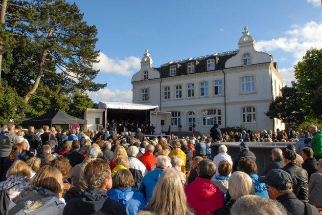 Riesenerfolg für die JazzBaltica: Mehr als 17.000 Zuschauer kamen zu den Konzerten © Susanne Dittmann