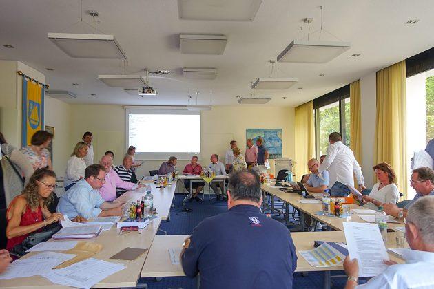 """Es geht mal wieder um das Thema """"ETC"""": Am 16. August versammelten sich Ortspolitiker aus Tourismus- und Bauausschuss, um einer Entscheidung näher zu kommen."""