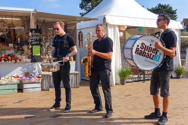 """""""Super-Rabatzki"""" sorgt für Super-Sound und Stimmung"""