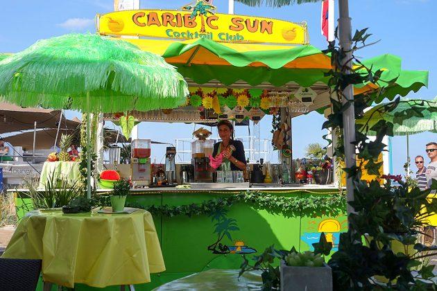 "Bei ""Caribic Sun"" gibt's coole Cocktails"