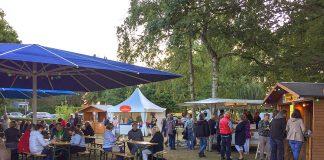 Leckere Dorf-Spezialitäten und satter Disco-Sound beim WuSchiKaDo in Klingberg