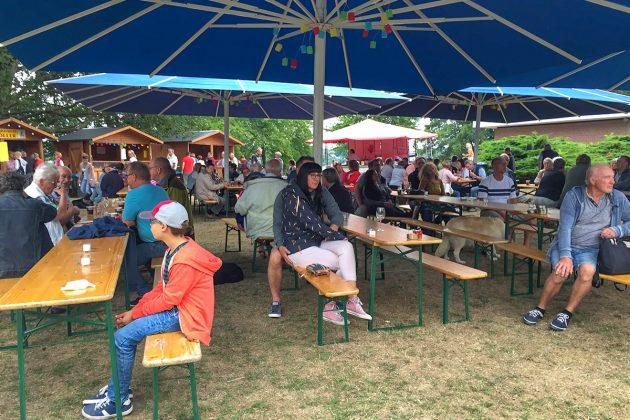 âVolles Hausâ direkt am See: Sommerstimmung beim WuSchiKaDo