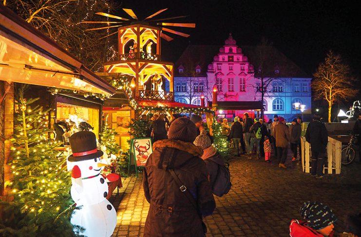 Bad Schwartau eine wirklich märchenhafte Weihnacht für alle Generationen.