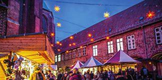 Weihnachtliche Stimmung in der UNESCO-Weltkulturerbestätte: Lübeck, die schöne Hansestadt, zeigt ihre historischen Schätze © LTM - S. E. Arndt