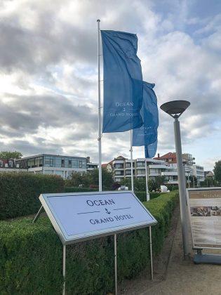Das ATLANTIC Hotel in Travemünde verwandelt sich in das Ocean Grand Hotel: Perfekte Location für einen TV-Film, der es in sich hat