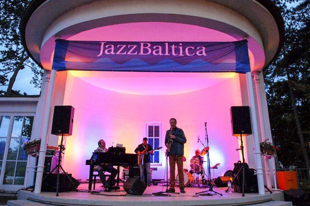 Im Juni ist es soweit: Viele Fans warten das ganze Jahr auf die Jazz Baltica © Susanne Dittmann