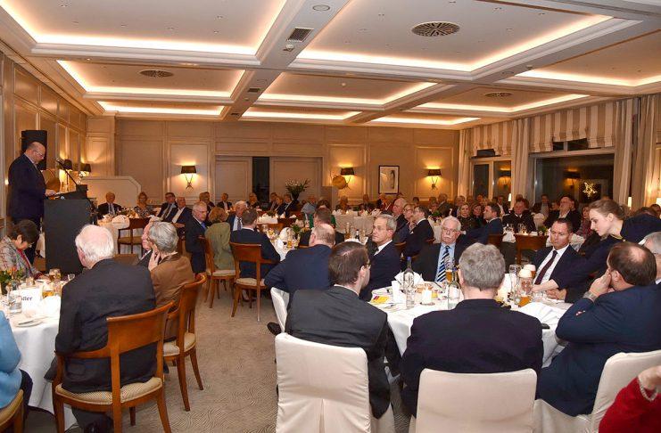 Beim traditionellen Dreikönigstreffen der FDP trafen sich am 6. Januar Persönlichkeiten aus Politik und Wirtschaft zum Grünkohlessen im Hotel Seeschlösschen. Foto: Susanne Dittmann