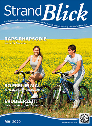 StrandBlick Mai 2020