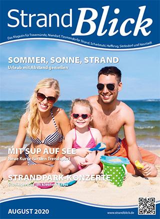 StrandBlick August 2020
