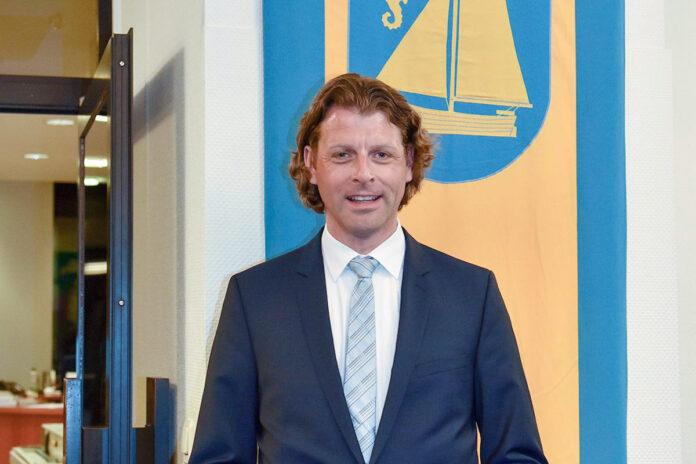 Robert Wagner ist seit zwei Jahren Bürgermeister von Timmendorfer Strand. Am 22. November findet gegen ihn ein