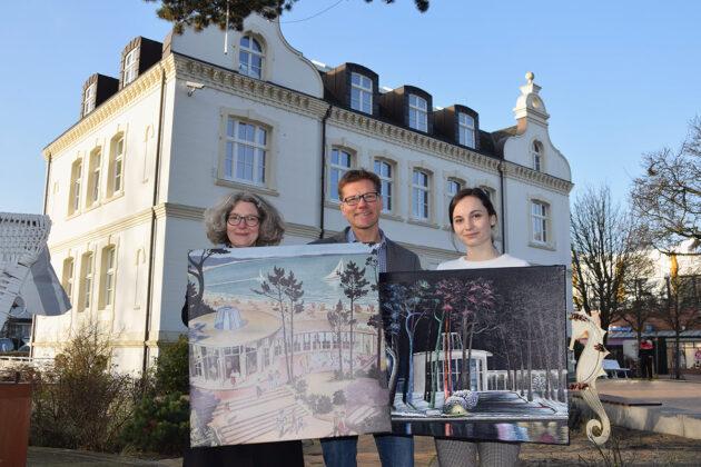 Der Timmendorfer Kunstwettbewerb fand statt: mit Abstand und beeindruckenden Bildern wurden die Sieger prämiert.